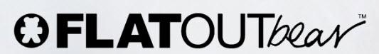 Flatoutbear logo