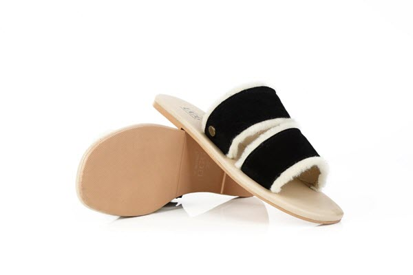 Eva Slide Black