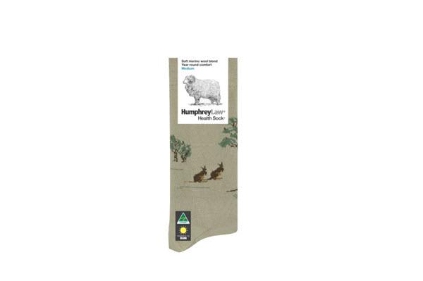 85C Merino Kangaroo Antelope