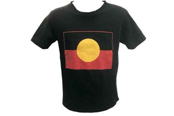 Aboriginal flag Tee Shirt