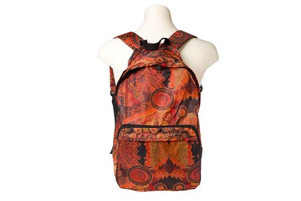 Fold Up backpack Theo Hudson