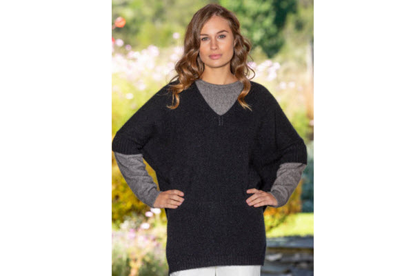 NW3169 SLEEVED CAPE new